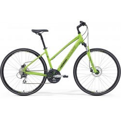 Trekking Merida Crossway 20-Disc Lady Green