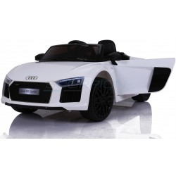 Ride On Kids Car Audi R8 Spider Original 12V Scorpion Wheels