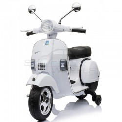 Piaggio Vespa original licence skorpion wheels