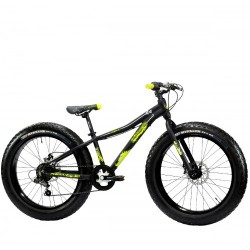 "Lombardo Pinerolo 24"" Fat Bike 2018"