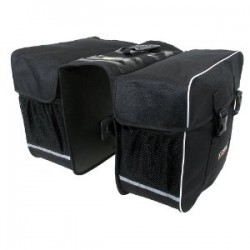 bicycle double bag m-wave